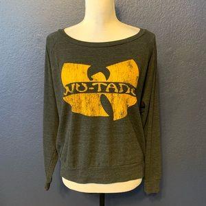 AMERICAN APPAREL WUTANG Graphic Sweatshirt